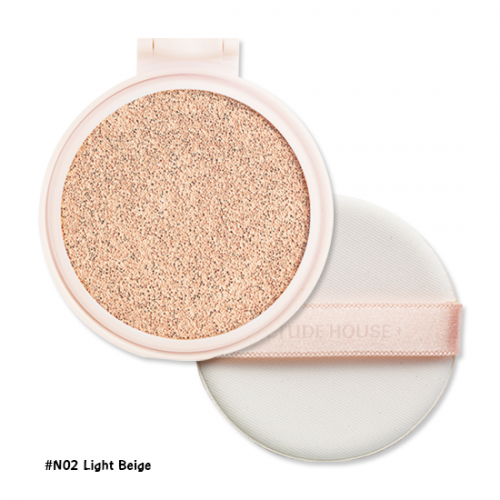 Etude House Real Powder Cushion SPF50+ PA+++ (Refill) #N02 Light Beige