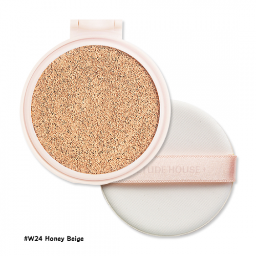 Etude House Real Powder Cushion SPF50+ PA+++ (Refill) #W24 Honey Beige