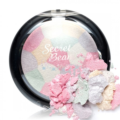 Etude House Secret Beam Highlighter #1 โทนชมพู
