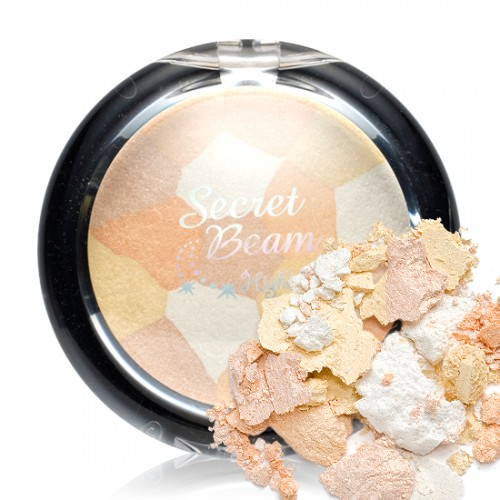 Etude House Secret Beam Highlighter #2 โทนส้ม