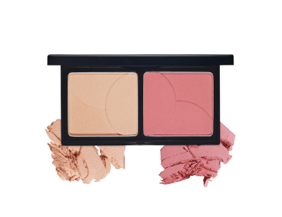 Etude House Shining Powder Cheek Duo #3 Pink Synergy Duo