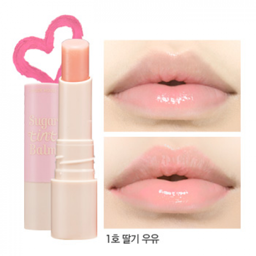 Etude House Sugar Tint Balm #1 Stawberry Milk