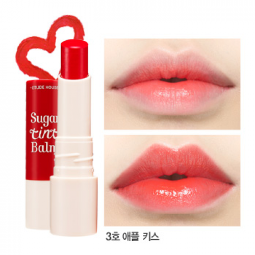 Etude House Sugar Tint Balm #3 Apple Kiss