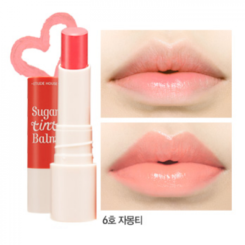 Etude House Sugar Tint Balm #6 Grapefruit Tea