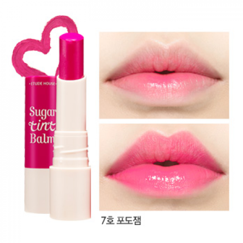 Etude House Sugar Tint Balm #7 Grape Jam