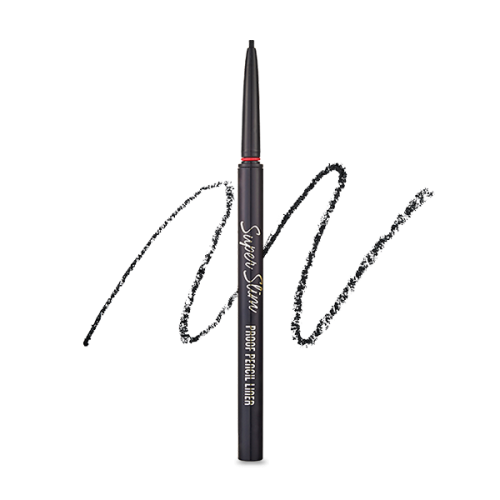 Etude House Super Slim Proof Pencil Liner #01 Black