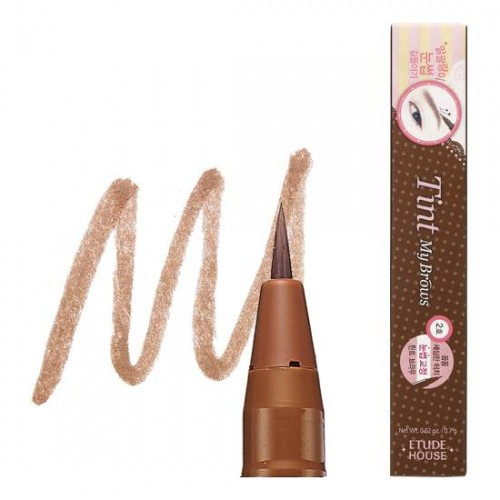 Etude House Tint My Brows #2 น้ำตาลธรรมชาติ