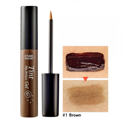 Etude House Tint My Brows Gel #1 น้ำตาล