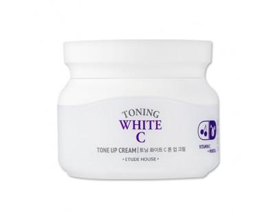 Etude House Toning White C Toning Up Cream