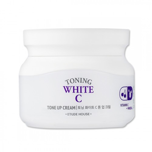 Etude House Toning White C Toning Up Cream