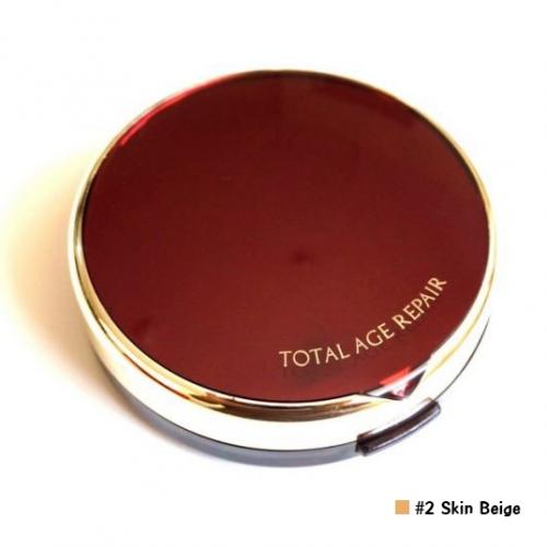 Etude House Total Age Repair Revitalizing Royal Two Way Cake SPF48 PA++ #2 ผิวขาวเหลือง-สองสี