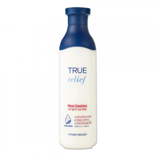 Etude House True Relief Moist Emulsion