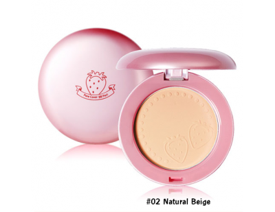 Holika Holika Pore Magic Cover BB Pact SPF35 PA++ #02 Natural Beige