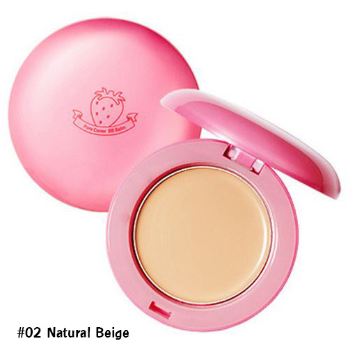 Holika Holika Pore Cover BB Blam SPF30 PA++ #02 Natural Beige