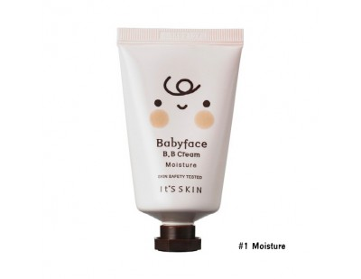 It's Skin Babyface B.B Cream #1 Moisture