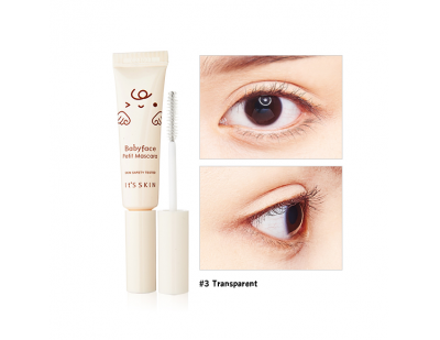 It's Skin Babyface Petit Mascara #3 Transparent