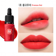 Peripera Cloud Ink Velvet #01 Premium Red