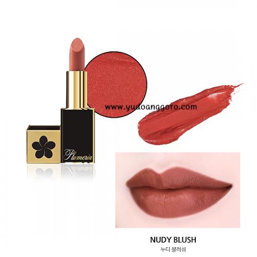 Plumeria Color Infusion Matte Lip #3 Nudy Blush