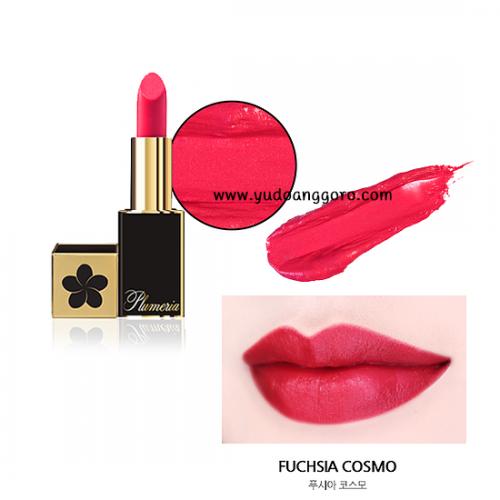 Plumeria Color Infusion Matte Lip #4 Fuchsia Cosmo