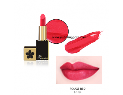 Plumeria Color Infusion Matte Lip #6 Rouge Red
