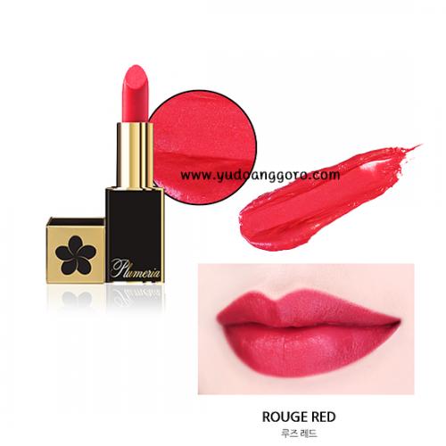 Plumeria Color Infusion Matte Lip #6 Rouge Red