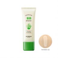 Skinfood Aloe Sunscreen BB Cream SPF20 PA+(UV Protection) #1 ผิวขาว
