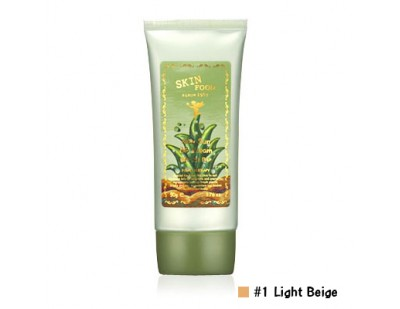 Skinfood Aloe Sun BB Cream SPF20 PA+ #1 Light Beige