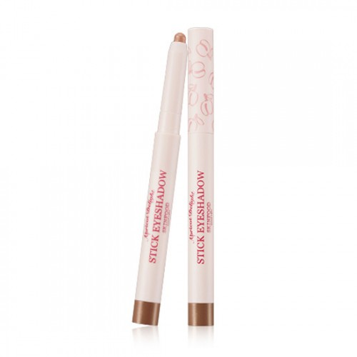 Skinfood Apricot Delight Stick Eyeshadow #2 น้ำตาลอ่อนทอง