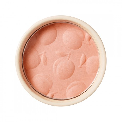 Skinfood Apricot Delight Cotton Blusher #1 Milky