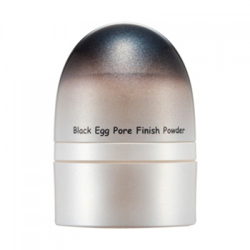 Skinfood Black Egg Pore Finish Powder