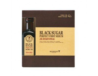 Skinfood Black Sugar Perfect First Serum 2X - Essential