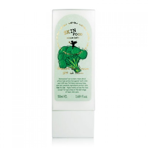 Skinfood Broccoli Sunscreen Cream SPF42 PA+++