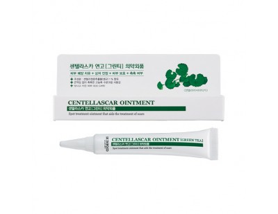Skinfood Centellascar Ointment [Green Tea]