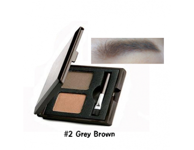 Skinfood Choco Eyebrow Powder Cake #2 Grey Brown