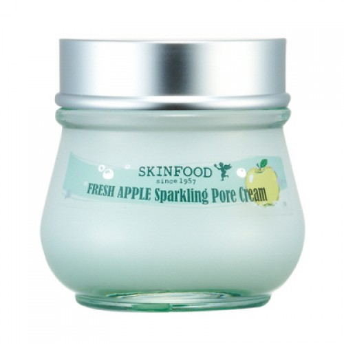 Skinfood Fresh Apple Sparkling Pore Cream