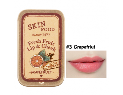 Skinfood Fresh Fruit Lip & Cheek #3 Grapefriut