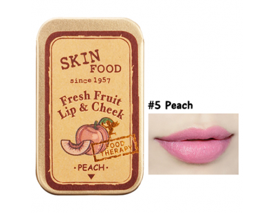Skinfood Fresh Fruit Lip & Cheek #5 Peach