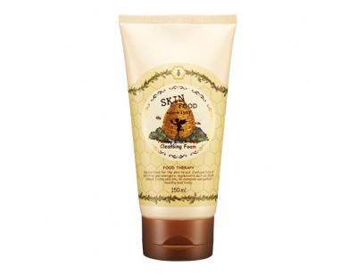 Skinfood Honey Black Tea Cleansing Foam