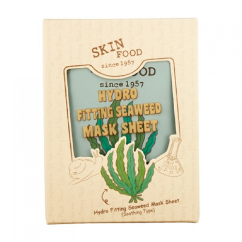 Skinfood Hydro Fitting Seaweed Mask Sheet [ Soothing Type ]