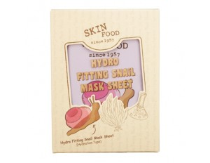 Skinfood Hydro Fitting Snail Mask Sheet [ Hydration Type ]