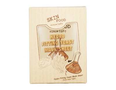 Skinfood Hydro Fitting Yeast Mask Sheet [ Pore Care Type ]