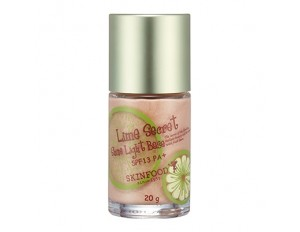 Skinfood Lime Secret Shine Light Base SPF13 PA+ #3 Gold