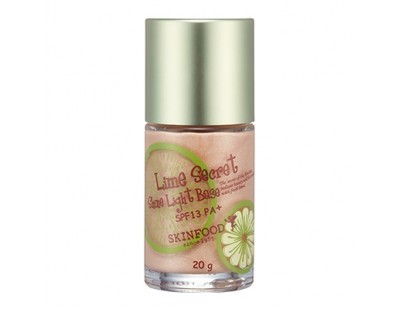 Skinfood Lime Secret Shine Light Base SPF13 PA+ #3 Gold