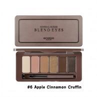 Skinfood Mineral Sugar Blend Eyes #6 Apple Cinnamon Cruffin