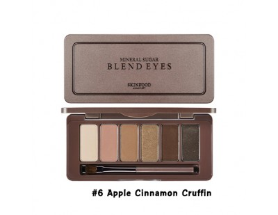 Skinfood Mineral Sugar Blend Eyes #6 Apple Cinnamon Cruffin