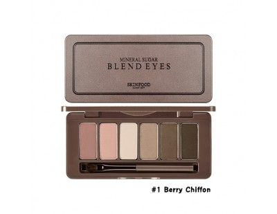 Skinfood Mineral Sugar Blend Eyes #1 Berry Chiffon