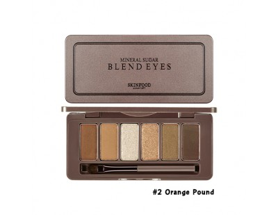 Skinfood Mineral Sugar Blend Eyes #2 Orange Pound