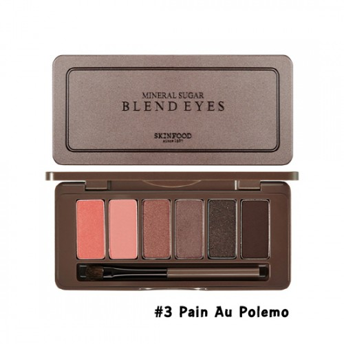 Skinfood Mineral Sugar Blend Eyes #3 Pain Au Polemo