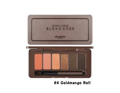 Skinfood Mineral Sugar Blend Eyes #4 Goldmango Roll