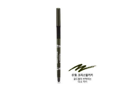 Skinfood Mineral Lash Liner Smudge-Proof & Soft-Sliding #7 Crystal Khaki